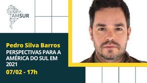 Domingueira AMSUR: Pedro Silva Barros