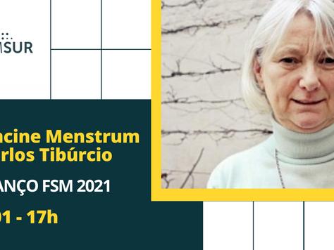Domingueira AMSUR: Francine Menstrum e Carlos Tibúrcio