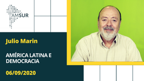 Domingueira AMSUR: América Latina e Democracia