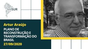 Domingueira AMSUR: Plano de Reconstrução e Transformação do Brasil