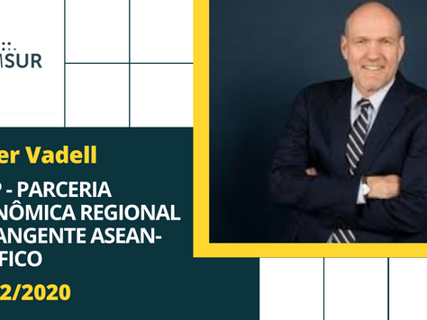 Domingueira AMSUR: RCEP - Parceria Econômica Regional Abrangente ASEAN-Pacífico