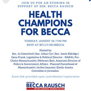 HEALTH CHAMPIONS FOR BECCA