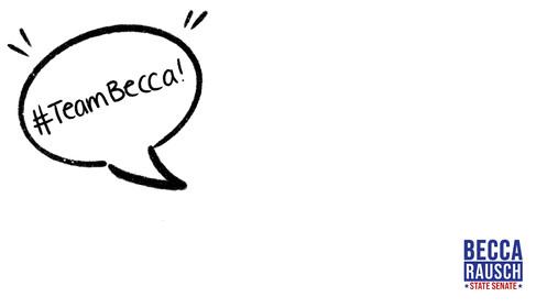I'm on #TeamBecca!