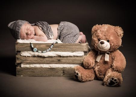 bébé Cha Clik Photo