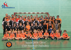 CSC Chalindrey handball