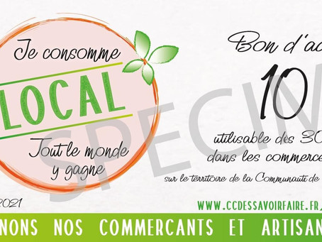 Cet hivers je consomme Local !