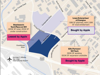 All eyes on Apple's plans for San Jose after city council signs off on huge development deal