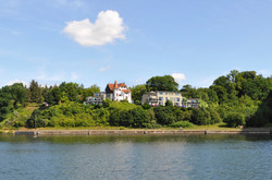 Park zur Villa Hoheneck