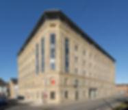 Seitenansicht Walzenmühle Flensburg