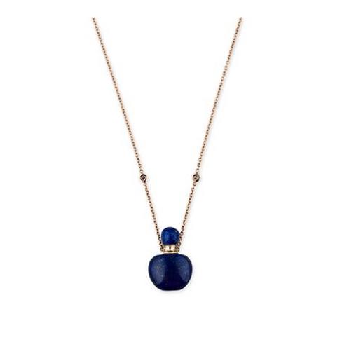 Jacquie Aiche - Lapis Round Potion Bottle Necklace