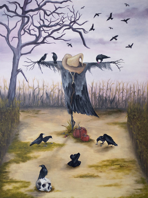 """""""Offerings to the Scarecrow"""""""