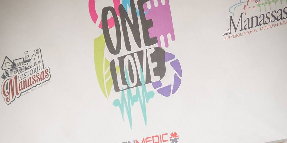 One Love: Celebration of Life with the Arts