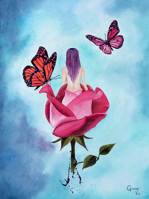 """Bloom"" Fine Art Prints"