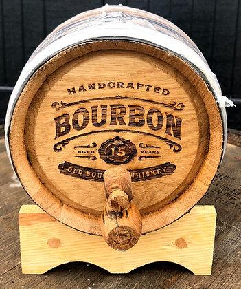 Bourbon Mini Barrel