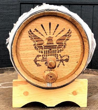 US Navy Mini Barrel