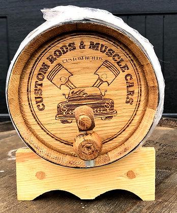 Hot Rod Mini Barrel
