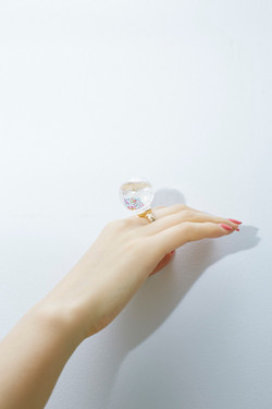 Tropical Cocktail Ring