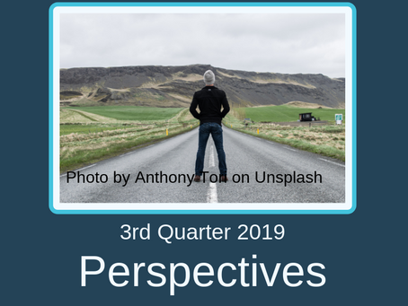 Perspectives 3rd Quarter 2019