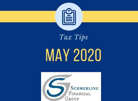 May 2020 Tax Tips