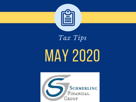 May 2020 Tax Tips