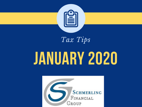 January Tax Tips