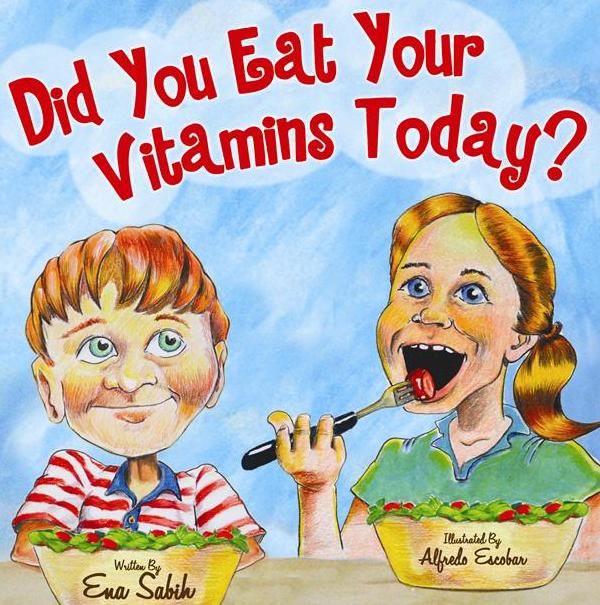 Did You Eat Your Vitamins Today?