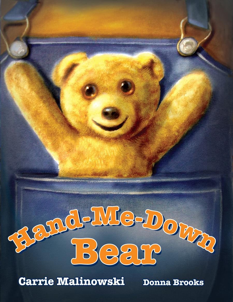 Hand Me Down Bear