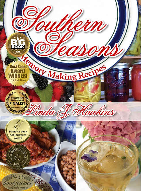 Southern Seasons with Memory Making Recipes