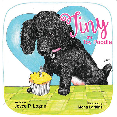 Tiny the Toy Poodle