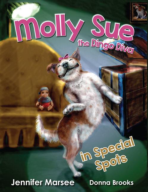 Molly Sue the Dingo Diva