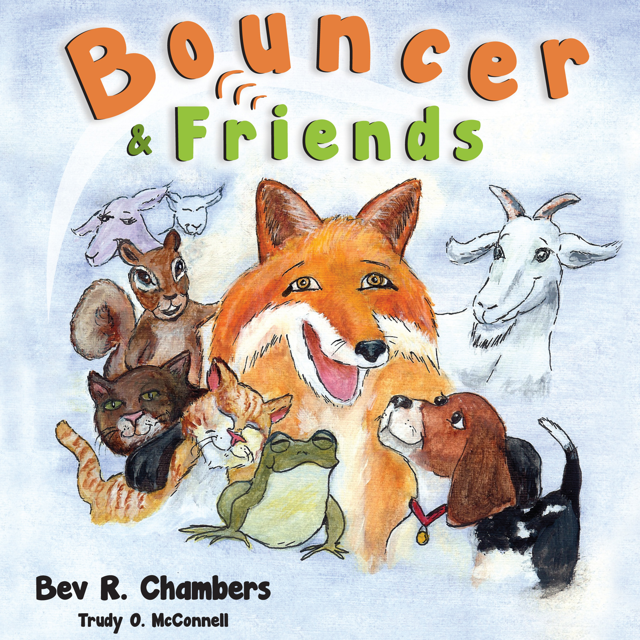 Bouncer & Friends