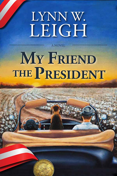 My Friend - the President - cover.jpg