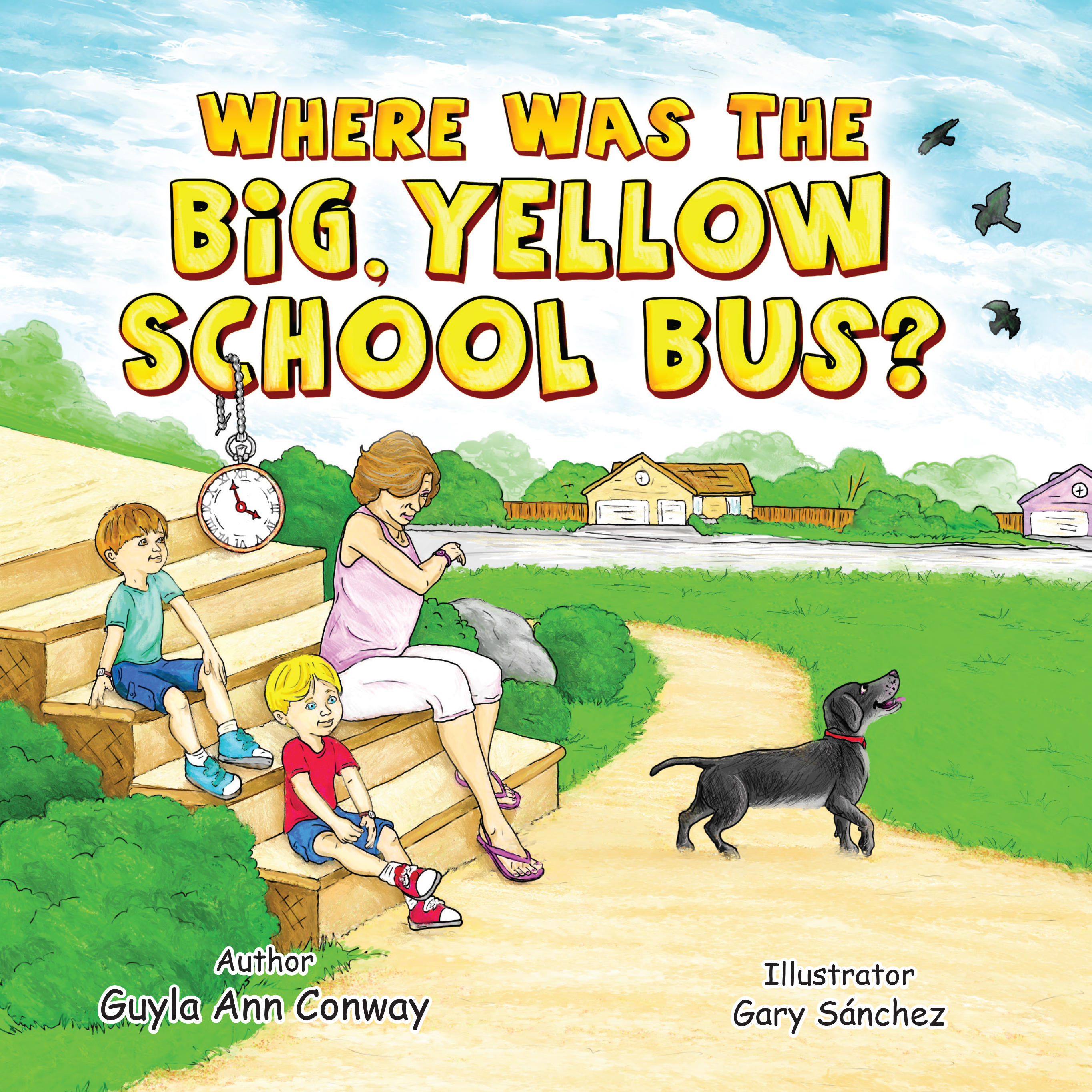 Where Was the Yellow School Bus?
