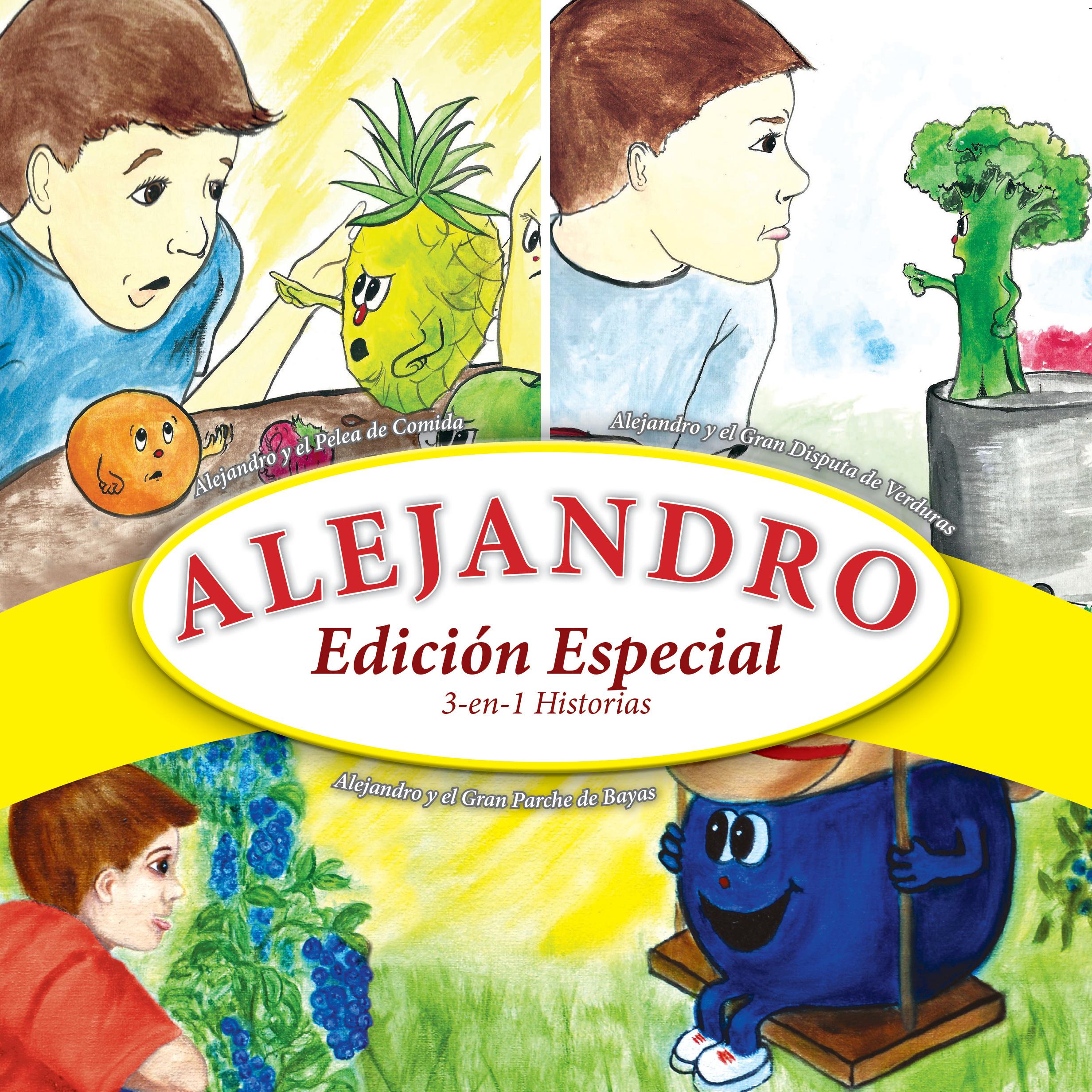 Alexander 3-in-1 in Spanish