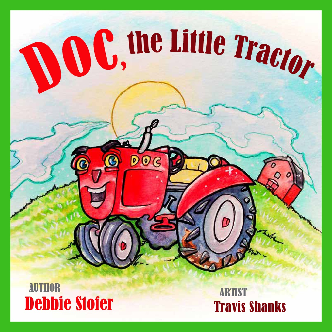 Doc, The Little Tractor