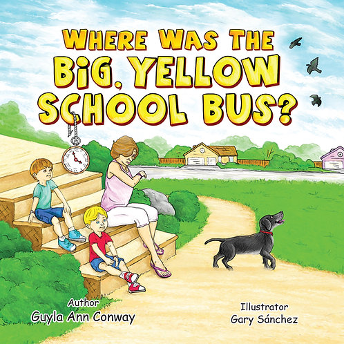 Where Was The Big, Yellow School Bus