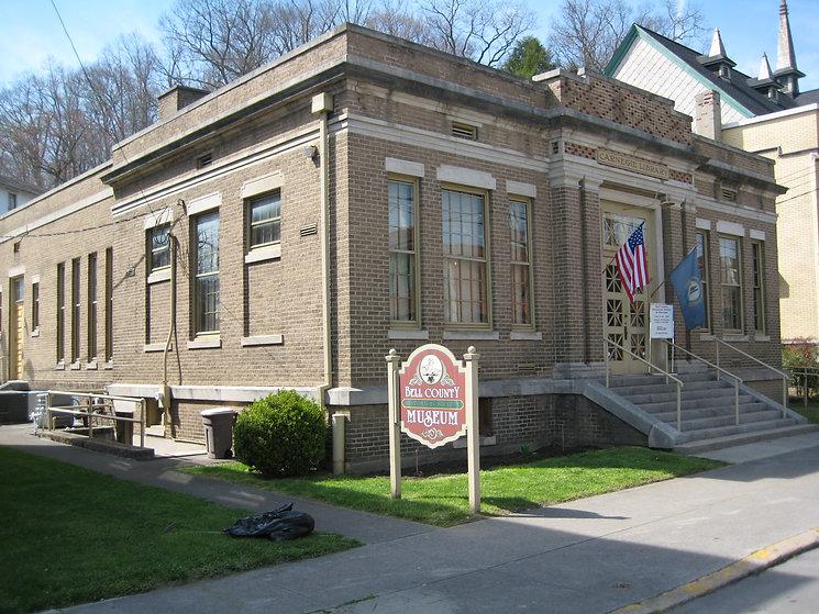 Bell county historical society.JPG