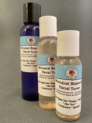 Microbial Balancing Facial Toner