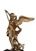 bronze sculpture of San Michele.jpg