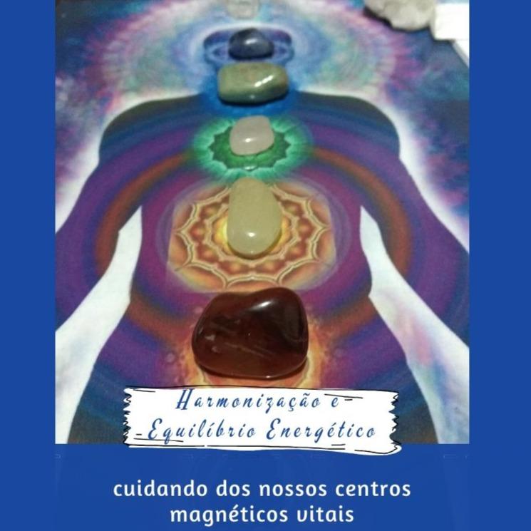 Harmonização e Equilíbrio Energético