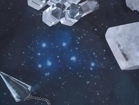 Tameana, conexão pleiadiana para Equilíbrio e Aumento de Frequência
