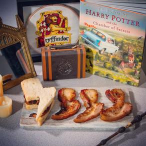 Sous Vide Bacon | Homemade Bacon Recipe | My Harry Potter Kitchen II (Recipe #18)