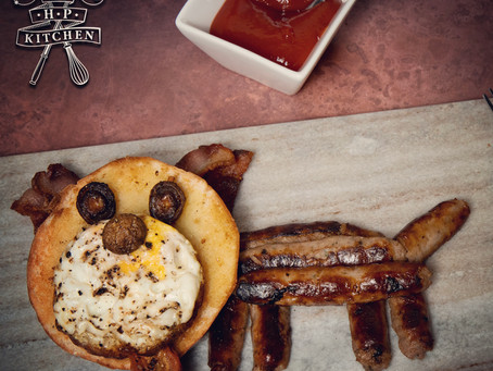 Aunt Marge's Dog Fry Up Recipe | My Harry Potter Kitchen III (Recipe 12)