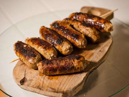 Hagrid's Homemade Sausage Recipe | My Harry Potter Kitchen (Recipe #17)