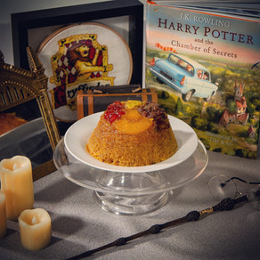 Harry Potter Treacle Pudding Recipe | My Harry Potter Kitchen II (Recipe #21)