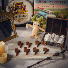 Harry Potter Toffee Fudge Recipe | My Harry Potter Kitchen II (Recipe #23)
