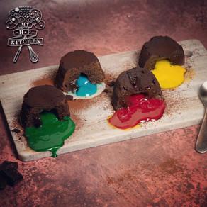 Sorting Hat Lava Cake | Chocolate Fondant Recipe | My Harry Potter Kitchen III (Recipe 20)
