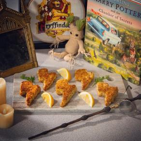 Herring Fishcake Recipe | My Harry Potter Kitchen II (Recipe 27)