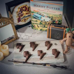 Lightning Bolt Homemade After Eight Recipe | My Harry Potter Kitchen II (Recipe #10)