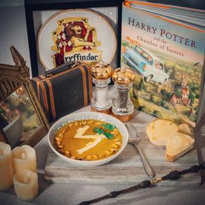 Harry Potter Pumpkin Soup Recipe | My Harry Potter Kitchen II (Recipe #11)